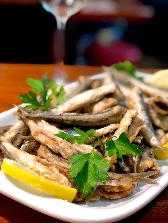 Restaurante philippe y francine en elx con cocina francesa Tapas francesas