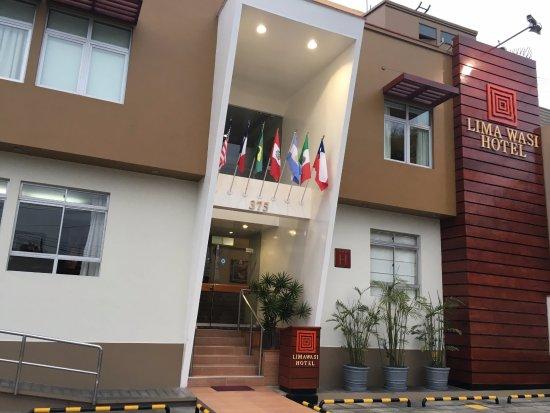 Lima Wasi Hotel, hoteles en Lima