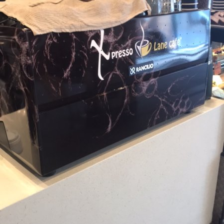 Bassendean, Avustralya: Love the latte here. Food is always excellent.