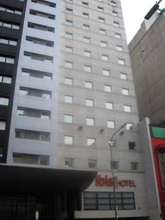 Hotel Ibis Buenos Aires Obelisco : L hôtel