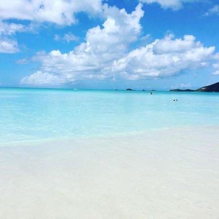 Galley Bay Beach : Paradisíaco