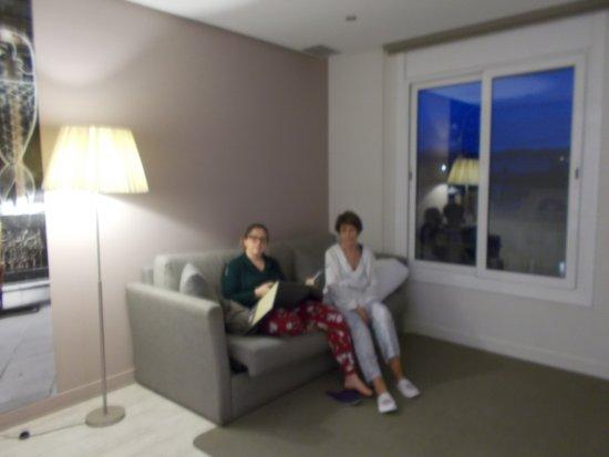 soggiorno - Foto di Eric Vökel Boutique Apartments - Gran Vía Suites ...