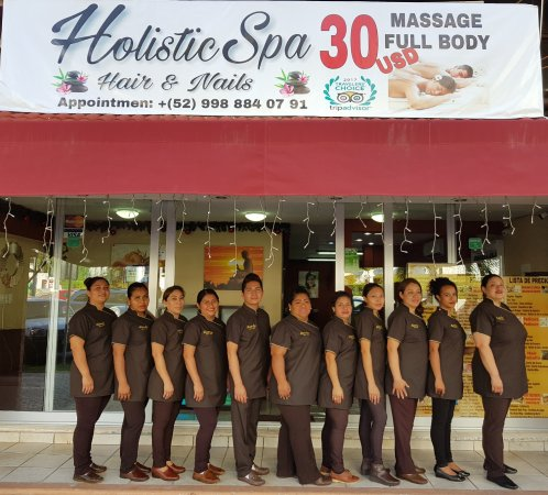 Holistic Spa