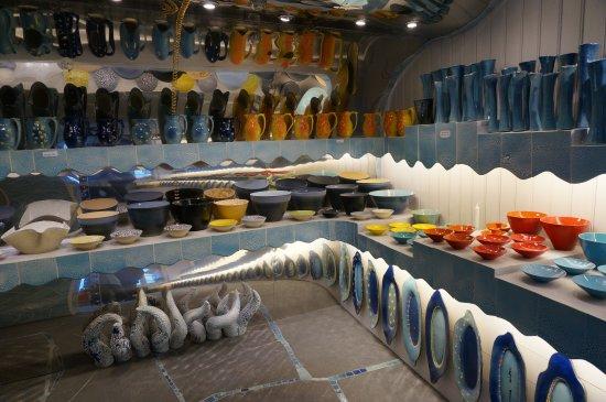 Lysgaard Keramikk: the inside