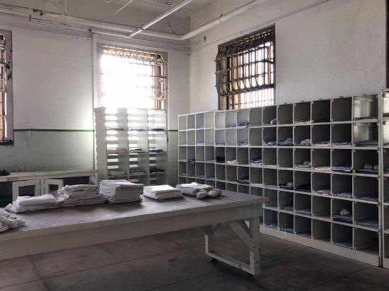 Zona de la lavanderia billede af alcatraz san francisco - Zona lavanderia ...