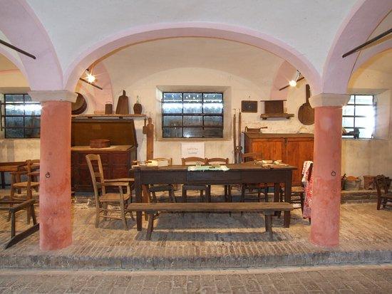 Montecchio Emilia, Italy: La cucina di una volta