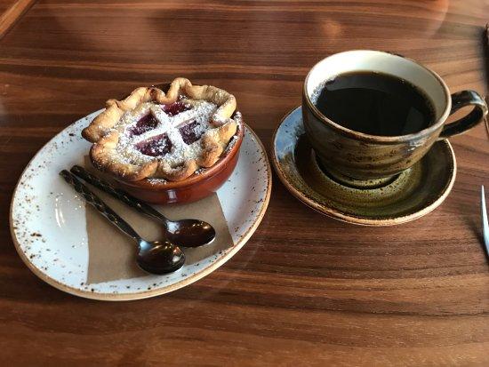 The Attic at Salish Lodge & Spa: Cherry Pie and Damn Good Coffee