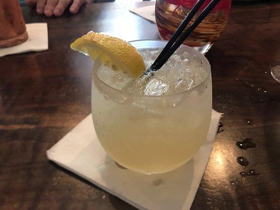 The Attic at Salish Lodge & Spa: The Dale Cooper Cocktail