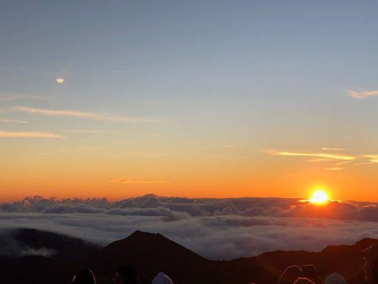 Paia, Hawaï : Sunrise!