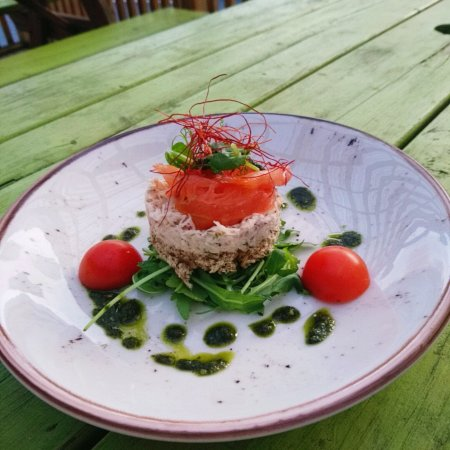 Athenry, İrlanda: The Old Barracks Restaurant & Bakery