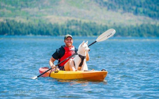 Bayfield, CO: Kayaking at Vallecito