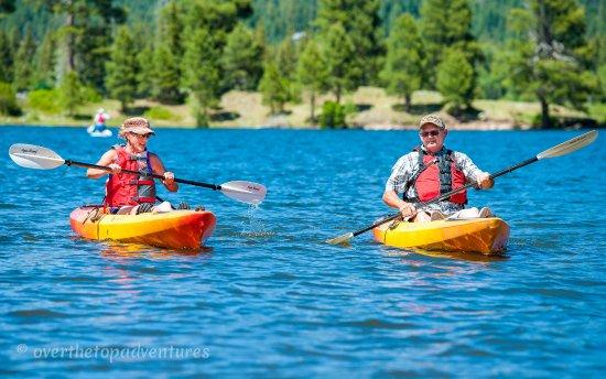 Bayfield, CO: Kayak tours