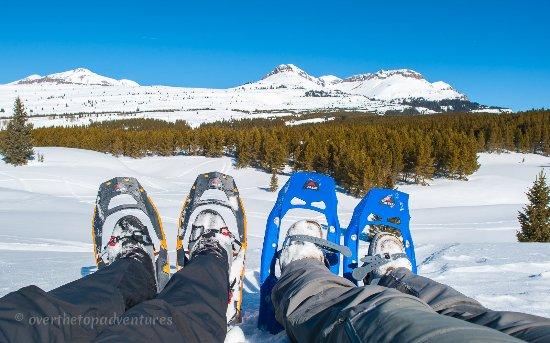 Bayfield, CO: Snowshoeing in Durango