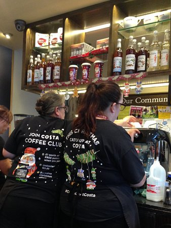 Costa Coffee Ulverston