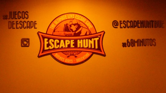 The Escape Hunt Experience Buenos Aires
