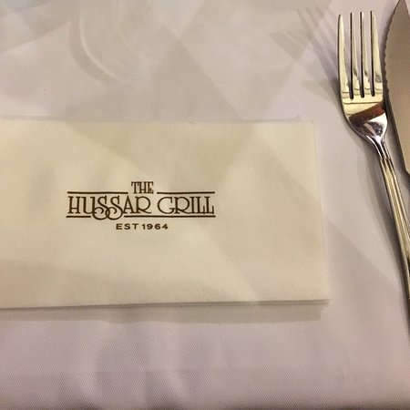 The Hussar Grill Monte Casino