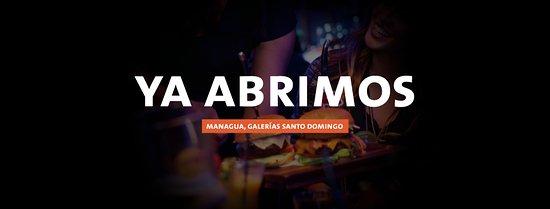 Hard Rock Cafe Managua: HRCMGA Ya Abrimos