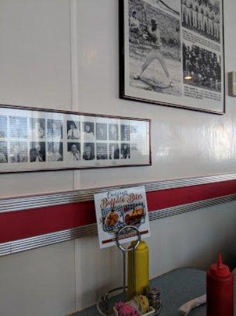 Blue Ribbon Diner: memories