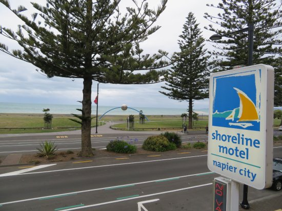 Shoreline motel napier updated 2018 reviews price for Pacifica motor inn pacifica ca reviews