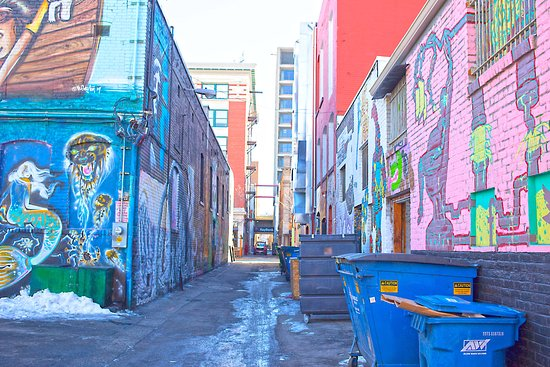 Freak Alley Gallery