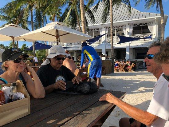 George Town, Grand Cayman: Kaibo Bar & Grill