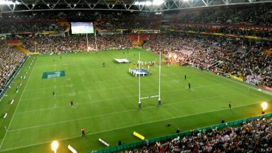 2 12 17 Aus V England World Cup Final Picture Of Suncorp Stadium Brisbane Tripadvisor