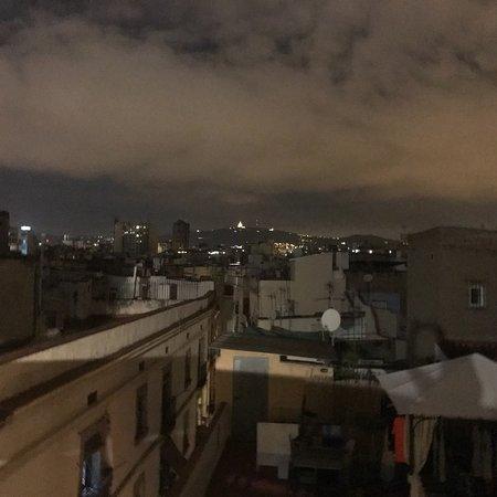 Hotel Ciutat de Barcelona : On the Rooftop