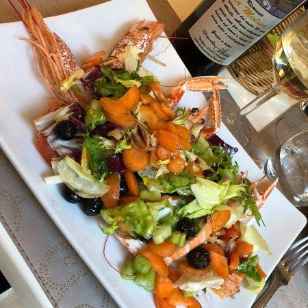 La medusa porto venere restaurant avis num ro de for Portovenere cuisine