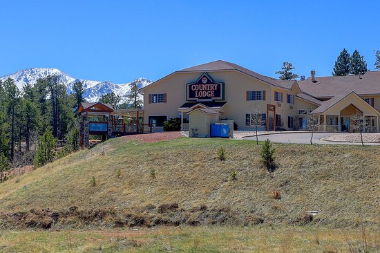 Woodland Park Country Lodge