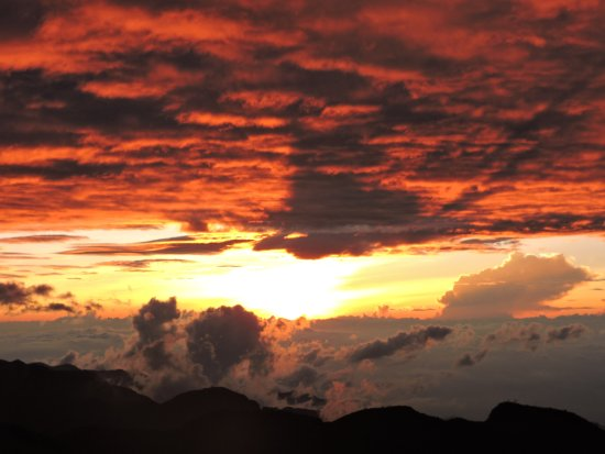 Tolima Department, Colombia: #clubtrangoaventura #sunset #colombia CERRO DE LA VIRGEN PARAMO ROMERALES