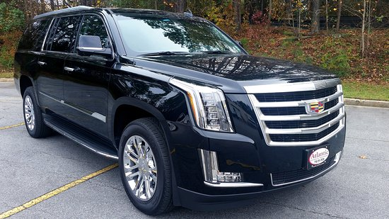 6 Passenger Vehicles >> Enjoy Our 6 Passenger 2017 Cadillac Escalade These Vehicles