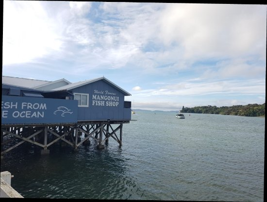 Мангонуи, Новая Зеландия: 20180102_185130_large.jpg