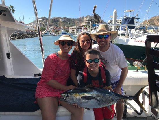 hekte Cabo Sportfishing