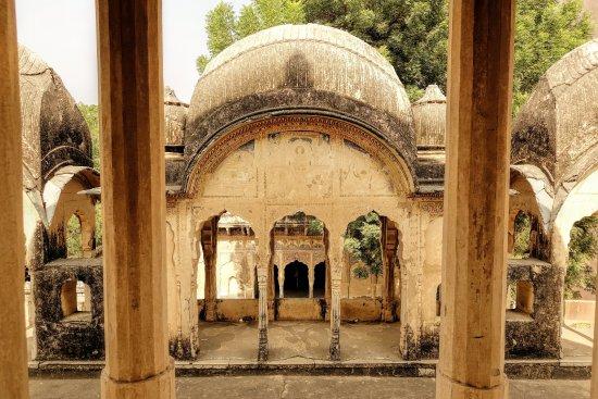 Shekhawati, الهند: Cenotaph cluster