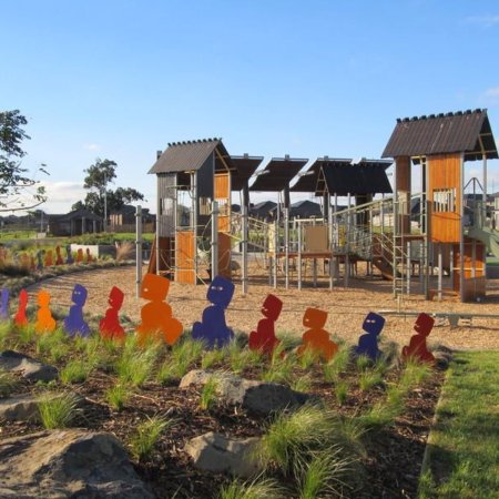 Epping, Australia: Wuchatsch Park Playground