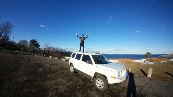 Hull, MA: Drove from Canada