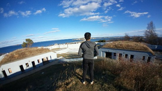 Hull, MA: the fort