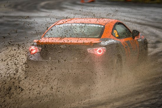 DirtFish Rally School: MUD!