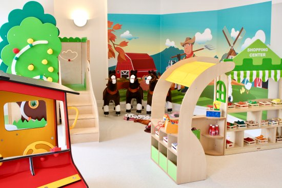 Little Play Town (Children's Role Play Centre)