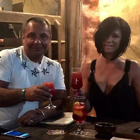 Retro Bar & Pub : Nice escape from the hotel