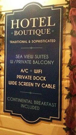 El Limbo on the Sea Hotel: 20180102_192044_large.jpg