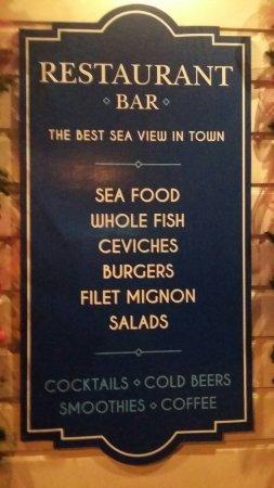 El Limbo on the Sea Hotel: 20180102_192037_large.jpg