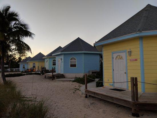 Paradise Bay Bahamas: bungalow, ocean front