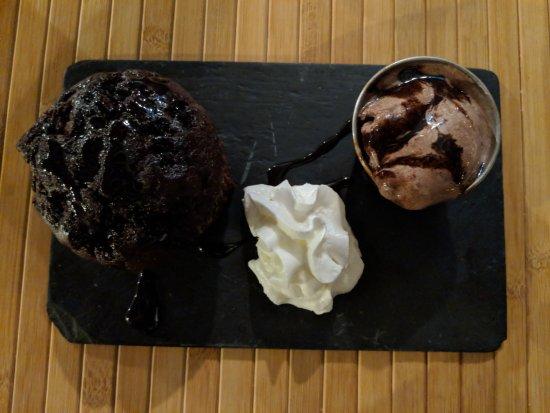 Paradise Bay Bahamas: dessert