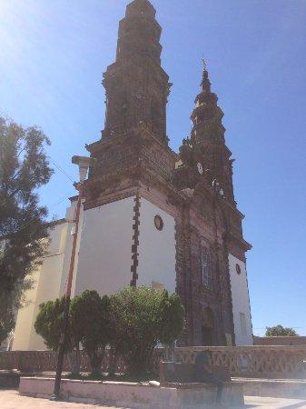 Ecuandureo, เม็กซิโก: Parroquia del Señor de la Paz