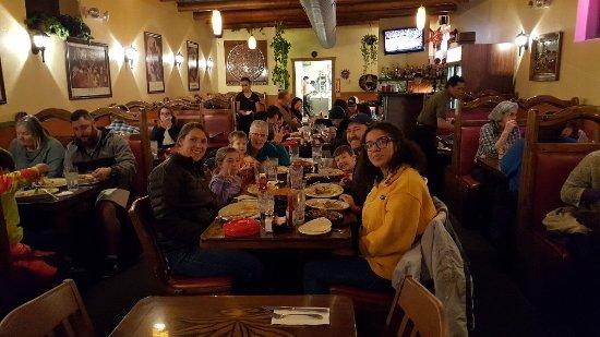 Azteca Mexican Restaurant: 20180102_180839_large.jpg