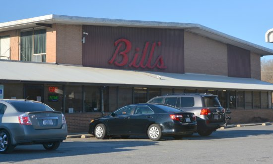 Linwood, Carolina del Norte: Restaurant and Truck Stop