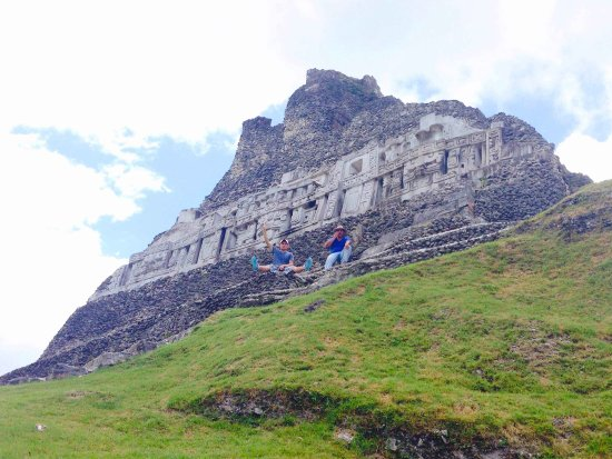 Hopkins, Belize : Xunantunich Cayo