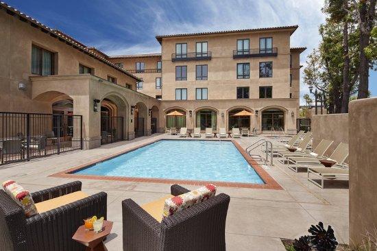 Pool Hilton Garden Inn San Diego Old Town