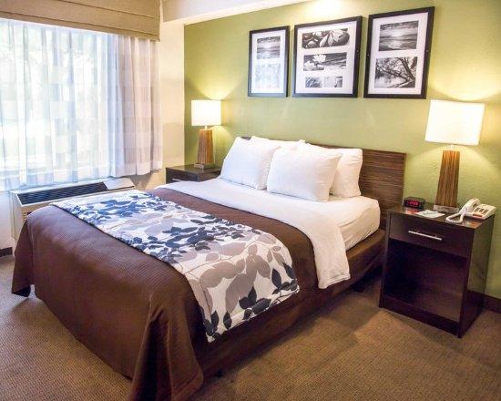 Sleep Inn Nashville: Exterior